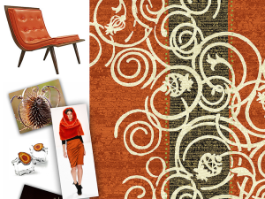 Chalets Print Collection by Durkan.
